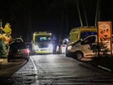 Politie rukt massaal uit voor steekpartij vakantiepark in Arnhem, maar vrouw had zichzelf gesneden