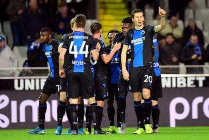 Club Brugge treft Manchester United in Europa League, AA Gent speelt tegen AS Roma