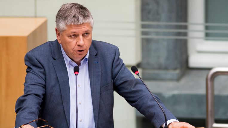 Vlaams minister van Welzijn Jo Vandeurzen.