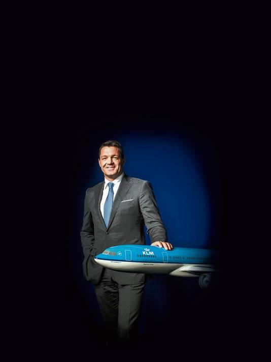 """Pieter Elbers van KLM: """"In twee jaar is ons Europese netwerk fors vergroot.''"""