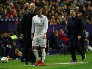 Eden Hazard forfait pour l'Euro 2020?
