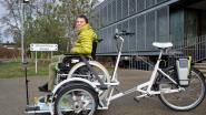 Elektrische rolstoelfiets gemeente is gratis uit te lenen