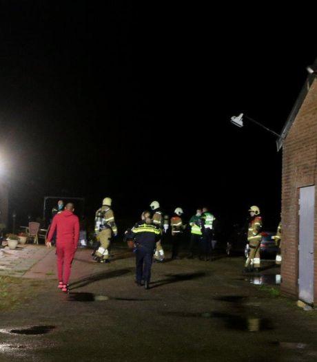 Twee mensen naar ziekenhuis nadat ze onwel werden in woning in Den Dungen