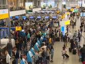 Nog nooit waren er zoveel reizigers op Schiphol