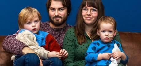 Vesper (2) weigert te eten: deze kliniek in Oostenrijk moet haar 'redden'