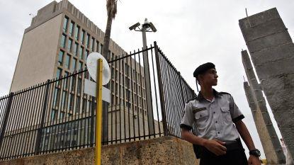 Opnieuw medewerkers ambassade VS in Havana ziek
