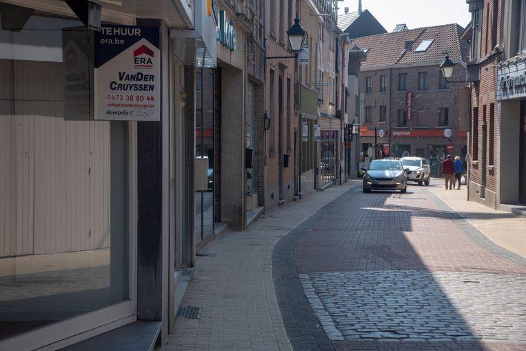 De gemeente bekijkt om onder meer de Florimond Leirensstraat in te richten als fietsstraat.