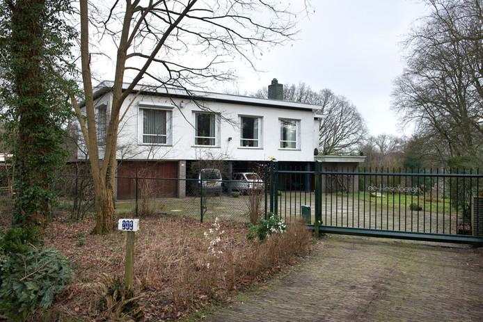 De Apeldoornseweg in Arnhem: de plaats van de villamoord.