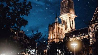 Antwerpen op zijn mooist: liefde bracht Thijs naar hier, nu scoort hij met prachtige foto's van 't Stad