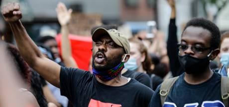 Vreedzame demonstranten New York gaan vrijuit