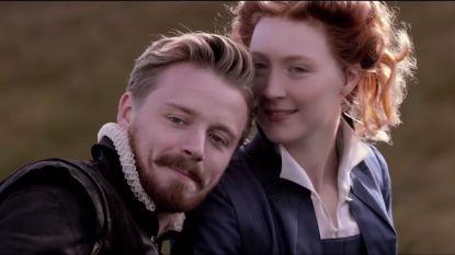 """Saoirse Ronan is verliefd op haar nieuwe tegenspeler"""