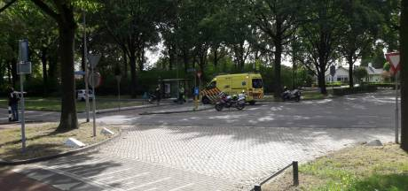 Vrouw gewond na ongeval in Goirle: traumahelikopter ter plekke