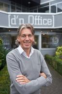 Ondernemer Benito van Dijk.