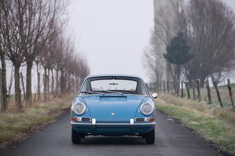 Porsche 911 Brugse ondernemer