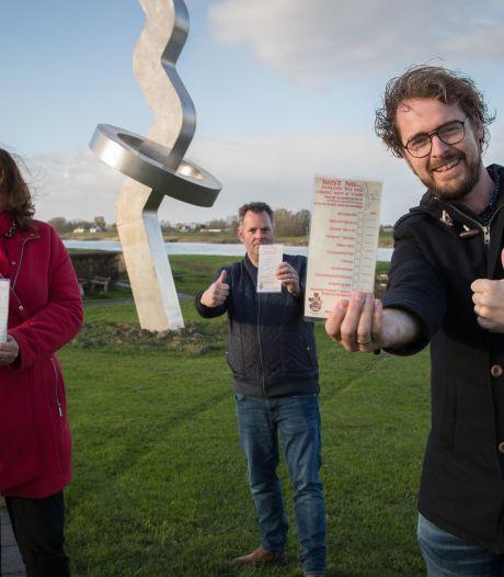 Horeca-ondernemers in Olst slaan handen ineen met strippenkaart: 'Wij willen laten zien dat we er ook nog zijn'