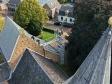 Extra dure afdichting Valburgse kerk