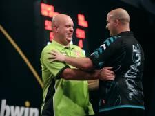 Sterke Van Gerwen neemt revanche op wereldkampioen
