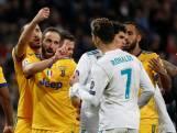 Woedende Chiellini maakt geldgebaar naar Real-spelers