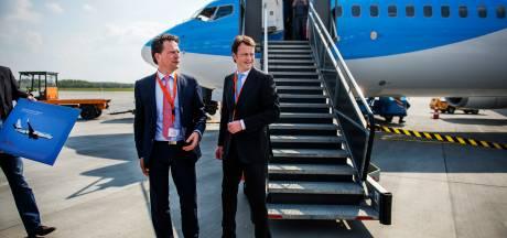Marco van de Kreeke stopt als directeur Groningen Airport Eelde