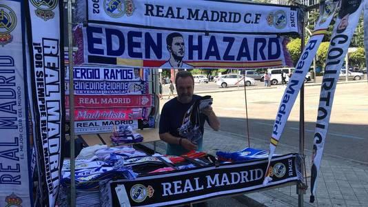 Hazard merchandise.