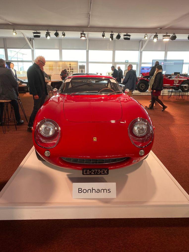 1965 Ferrari 275 GTB Alloy Long-Nose  verkocht voor 2.875.000 euro.