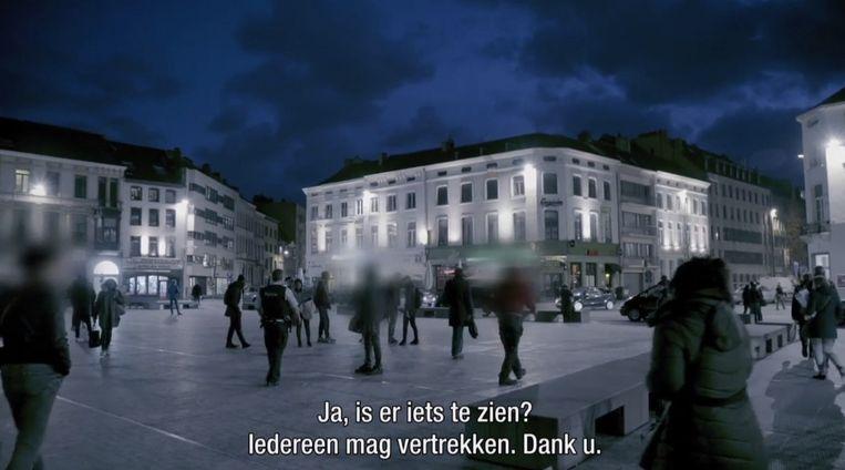 In de aflevering van Niveau 4 is te zien hoe agenten in Aalst regelmatig orde op zaken moeten stellen.