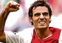 Kenneth Pérez stapte over naar Ajax.