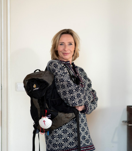 Weervrouw Margot Ribberink: 'Alles wat je in deze woonkamer ziet, is tweedehands aangeschaft'