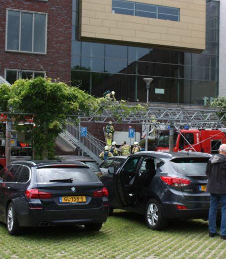 Brand in Meander Medisch Centrum in Hoogland