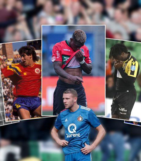 Top 5 eigen goals: van een volley in de kruising tot vlaag van verstandsverbijstering