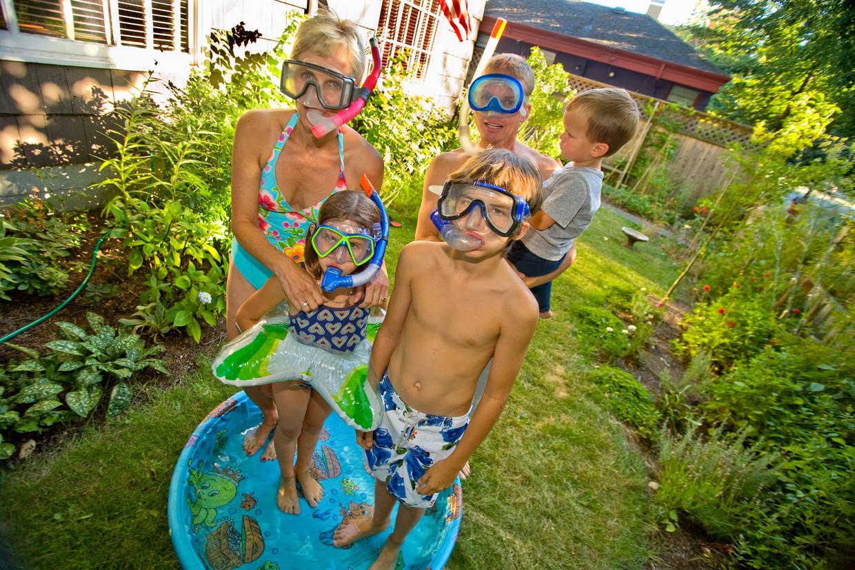 'Alstublieft, kunnen we snel een Algemeen verbod invoeren op de monokini?' Beeld Getty Images