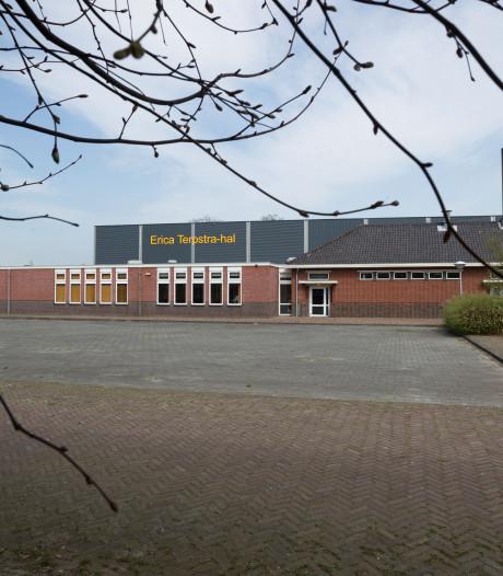 Meer geld nodig om korfballers Rood Wit te verhuizen naar Erica Terpstra-hal in Wezep