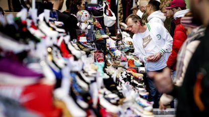 Walhalla voor de fans: dit is de grootste sneakerbeurs van Europa