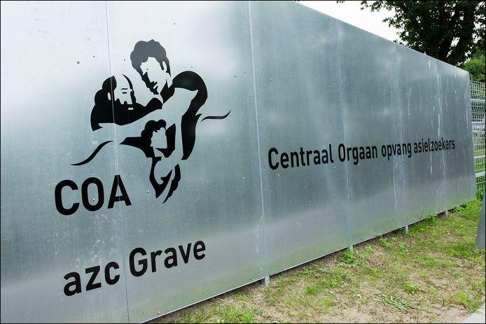 Asielzoekerscentrum Grave.