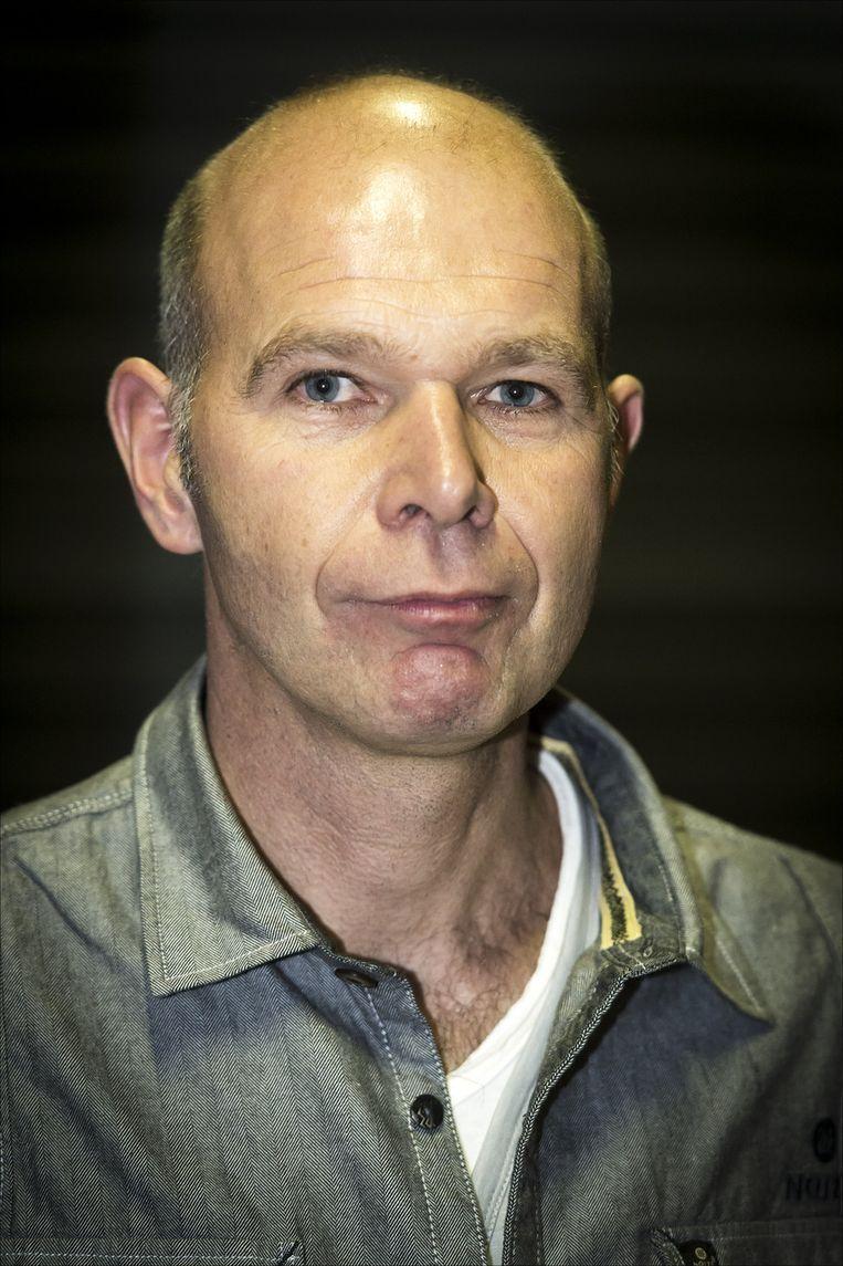 Homoboer Willem Beeld ANP