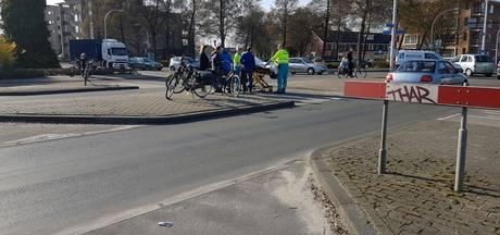 Vrouw gewond bij val van elektrische fiets in Hengelo