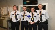 Politie Westkust wint internationale schietwedstrijd