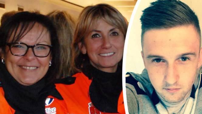 De drie slachtoffers van Benjamin Herman: Cyril (22) en agentes Soraya (53) en Lucile (45)
