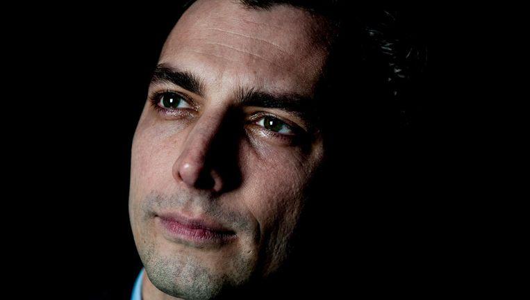 De partijleider van Forum voor Democratie, Thierry Baudet. Beeld ANP