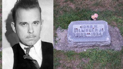 Resten van beruchte Amerikaanse gangster worden op oudejaar opgegraven: ligt hij echt in zijn graf of niet?