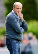 Michel van den Heuvel  als coach van Bloemendaal