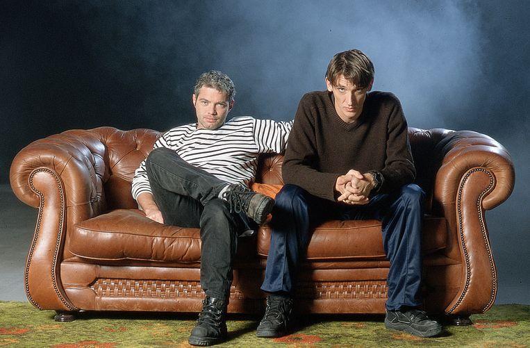 Stany Crets en Peter Van den Begin.