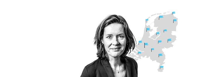 Margriet Oostveen Beeld