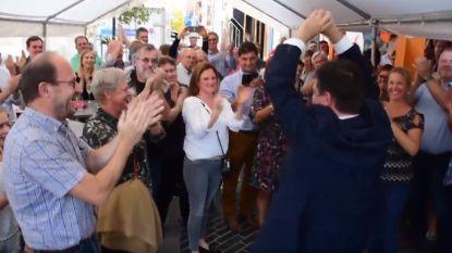 VIDEO: de blijde intrede van Kris Declercq in Roeselare