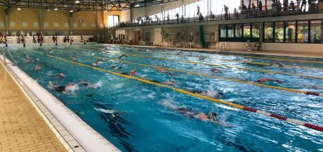 Vlaams feestje bij Zwemloop Breda, Syb de Jong redt Nederlandse eer