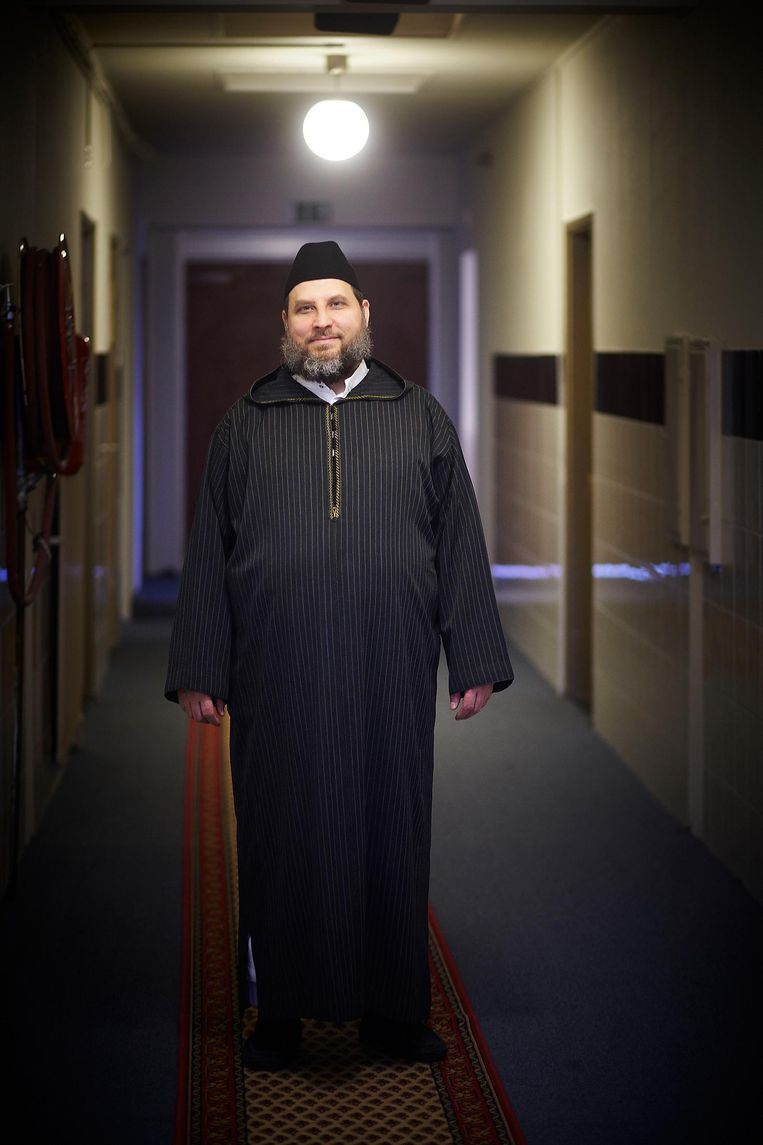 Imam Fawaz Beeld Martijn Beekman