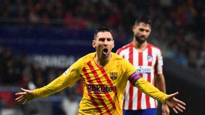 Klaar om zesde Gouden Bal in ontvangst te nemen: Messi toont bij Atlético nog eens wie de allerbeste is