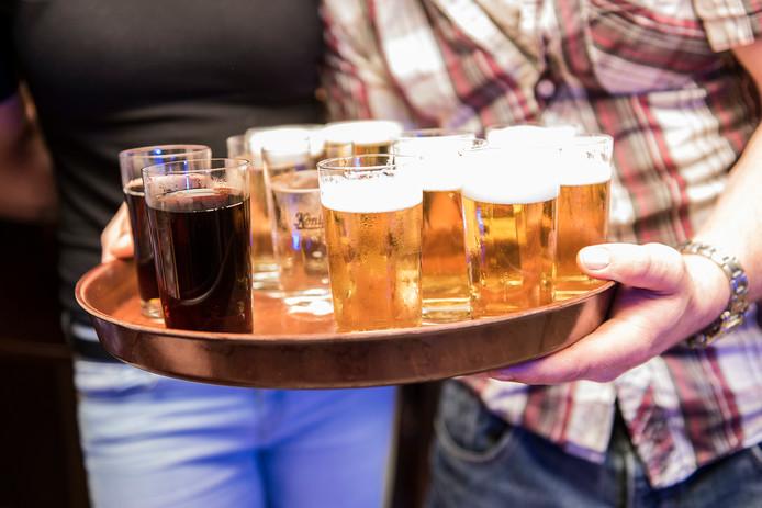 Cola en bier