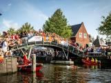 Publiek moedigt Van der Weijden aan in Sneek