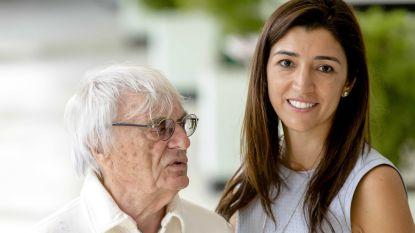 """Bernie Ecclestone (89) en vrouw verwachten kindje: """"We hebben tijd genoeg gehad om te oefenen"""""""